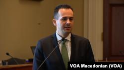 Амбасадор на Република Македонија во САД, Васко Наумовски