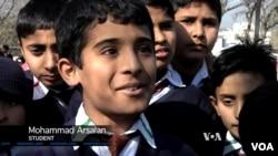 Mohammad Arsalan, Pakistani Student
