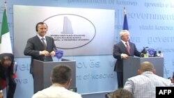 Frattini: Prishtina dhe Beogradi dakord mbi formulën e pjesmarrjes në samit