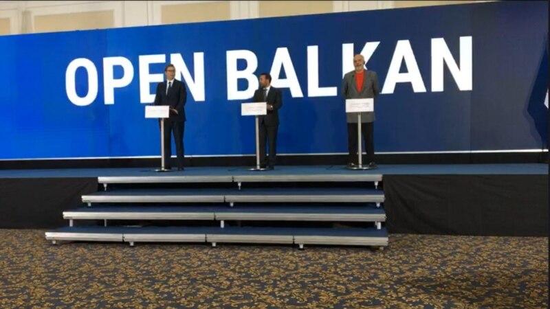 """Најавено укинување на меѓусебните граници со иницијативата """"Отворен Балкан"""""""