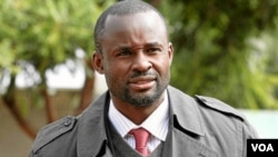 Themba Mliswa is believed to be aligned to the camp that supports Vice President Joice Mujuru. (Courtesy Image)