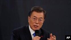 Prezidan Sid Koreyen an, Moon Jae-in