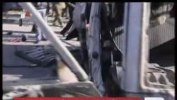 2012-03-17 美國之音視頻新聞: 大馬士革發生兩宗爆炸