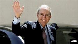 Ông George Mitchell, Đặc sứ Hoa Kỳ về vấn đề Trung Đông
