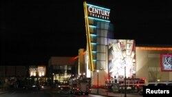 11일 총격 사건이 발생한 미국 오리건주 포트랜드의 쇼핑몰.