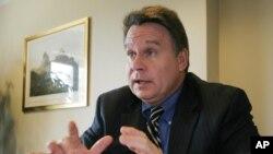 共和党籍众议员克里斯·史密斯
