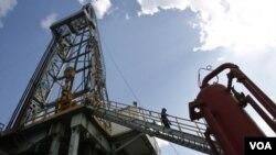 En EE.UU. hay temor de que se produzca una fuga de crudo en alguna plataforma marina cubana.