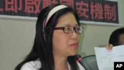 台湾民进党立委管碧玲
