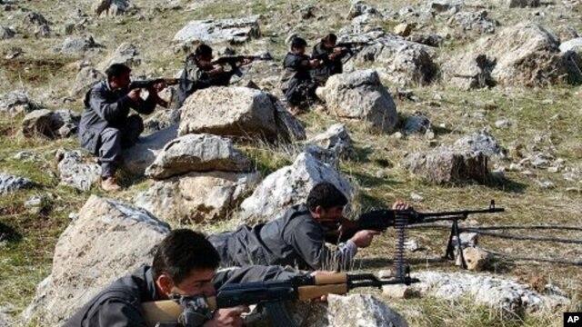 Şervanên PKK'ê