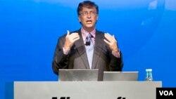 El fundador de Microsoft, Bill Gates, es el segundo hombre más rico de Estados Unidos, luego de Warren Buffett.