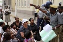 Report on Peace Commission Bill Filed By Gandri Maramba