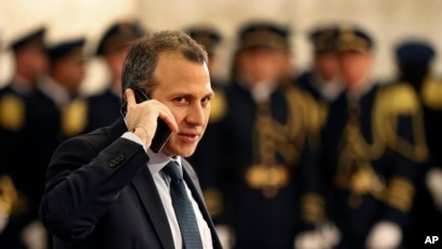Image result for gebran bassil enemy