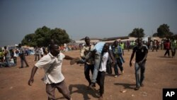 Relief Workers Scaling Up Efforts in CAR
