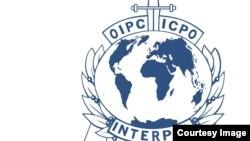 国际刑警组织标徽
