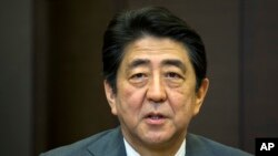 PM Jepang, Shinzo Abe