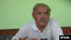 Xatlon viloyati O'zbeklar jamiyati raisi Salim Shamsiddinov