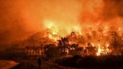 極端天氣肆虐世界各地 專家稱氣候變暖的影響超過預期