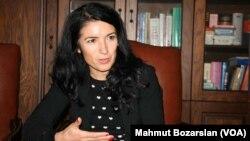 Amina Kakabaveh