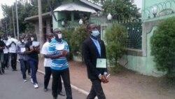 Kabila a rencontré les jeunes de la Lucha à Goma - Luc Nkulula joint par Eddy Isango
