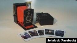 Jollylook – фотокамера для миттєвих знімків, розроблена українцями