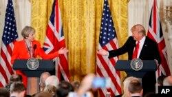 """El presidente señaló que para EE.UU. el encuentro supone """"renovar nuestros profundos vínculos militares, financieros, culturales y políticos""""."""