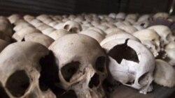 جمجه انبوهی از قربانیان نسل کشی در رواندا
