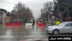 وزارت امور داخلۀ افغانستان میگوید که در حمله انتحاری در ساحۀ شش درک، یک تن کشته شده است.