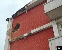 总参北京第一干休所离休干部住宅8月17号险遭强拆