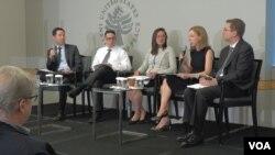 8일 워싱턴의 미국평화연구소, USIP에서 북한 관련 토론회가 열렸다.