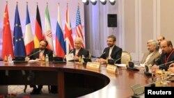 Iranska delegacija na razgovorima u Almatiju, u Kazahstanu