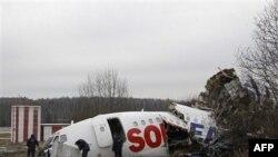 Tu-154 từng gặp nhiều vấn đề về an toàn hàng không và nhiều nước châu Âu đã cấm loại máy bay này.