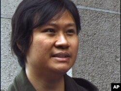 中国维权律师关注组执行秘书潘嘉伟