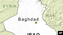 Iraqi Official: 13 Arrested in Connection to Baghdad Bombings