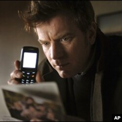 Ewan McGregor in 'The Ghost Writer'