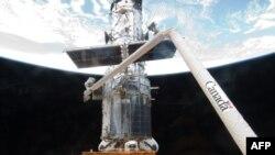 Film i ri 3-dimensional për misionin 20-vjeçar të teleskopit Habëll