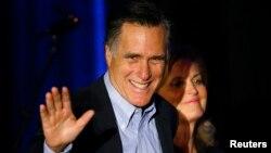 Mantan kandidat presiden AS 2012, Mitt Romney (foto: dok.)
