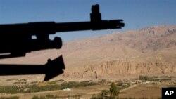 د بامیانو امنیتي مسولیت افغانانو ته وسپارل شو