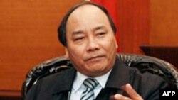Phó Thủ tướng Việt Nam Nguyễn Xuân Phúc