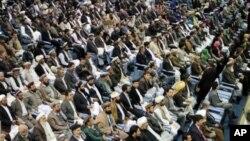 阿富汗大國民會議。
