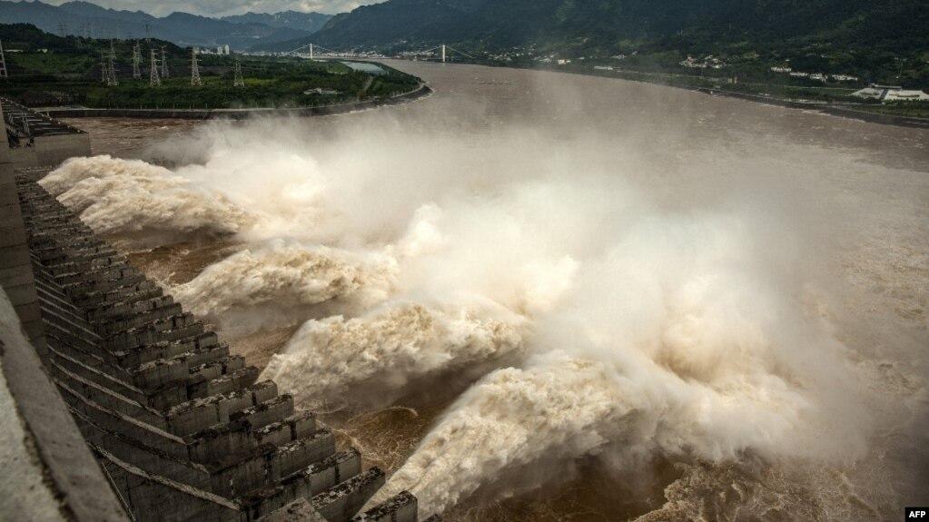 中国预计更严重洪灾到来 三峡大坝挺得住吗?