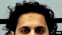 Tersangka Khalid Ali-M Aldawsari kini ditahan di Texas (24/2).