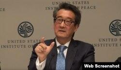 朝鲜问题专家车维德(Victor Cha)(美国和平研究所网络截图)