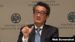 Victor Cha, direktur kajian Asia di Georgetown University (Foto: dok).