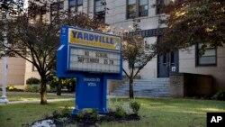 Sebuah sekolah di New Jersey, AS (Foto: dok).