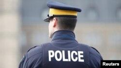 Сотрудник полиции Канады (архивное фото)
