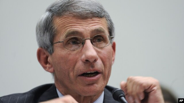 FILE - National Institute of Allergy and Infectious Diseases Director Anthony Fauci, Sept. 29, 2009.
