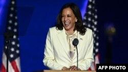 Wakil Presiden AS terpilih, Kamala Harris