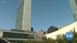 At UNGA, Trump Blames China for Pandemic
