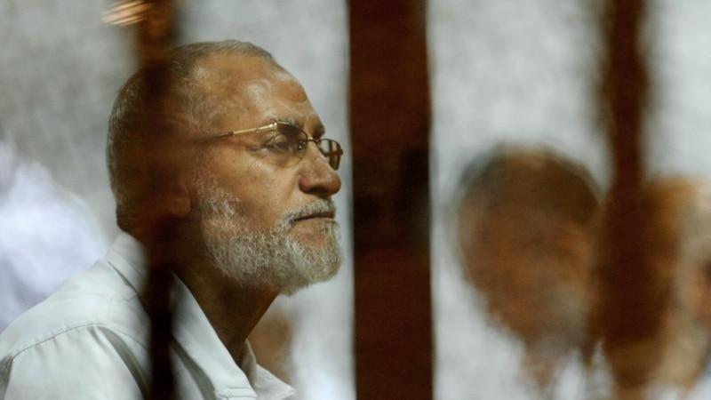 رهبر اخوان المسلمین مصر یکبار دیگر به حبس ابد محکوم شد