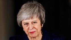 ၿဗိတိန္၀န္ႀကီးခ်ဳပ္ Theresa May အေပၚအယုံအၾကည္မရွိ မဲခြဲမႈ အေရးရႈံးနိမ့္